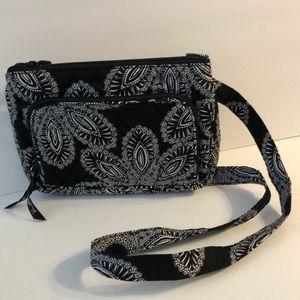 Vera Bradley Bag Black and White